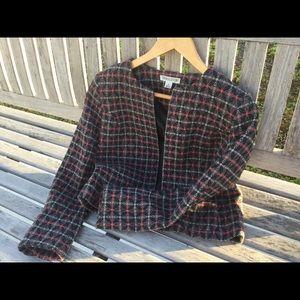 Pendleton open blazer jacket